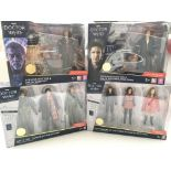 4 x Limited Editions Doctor Who Figure sets. Inclu