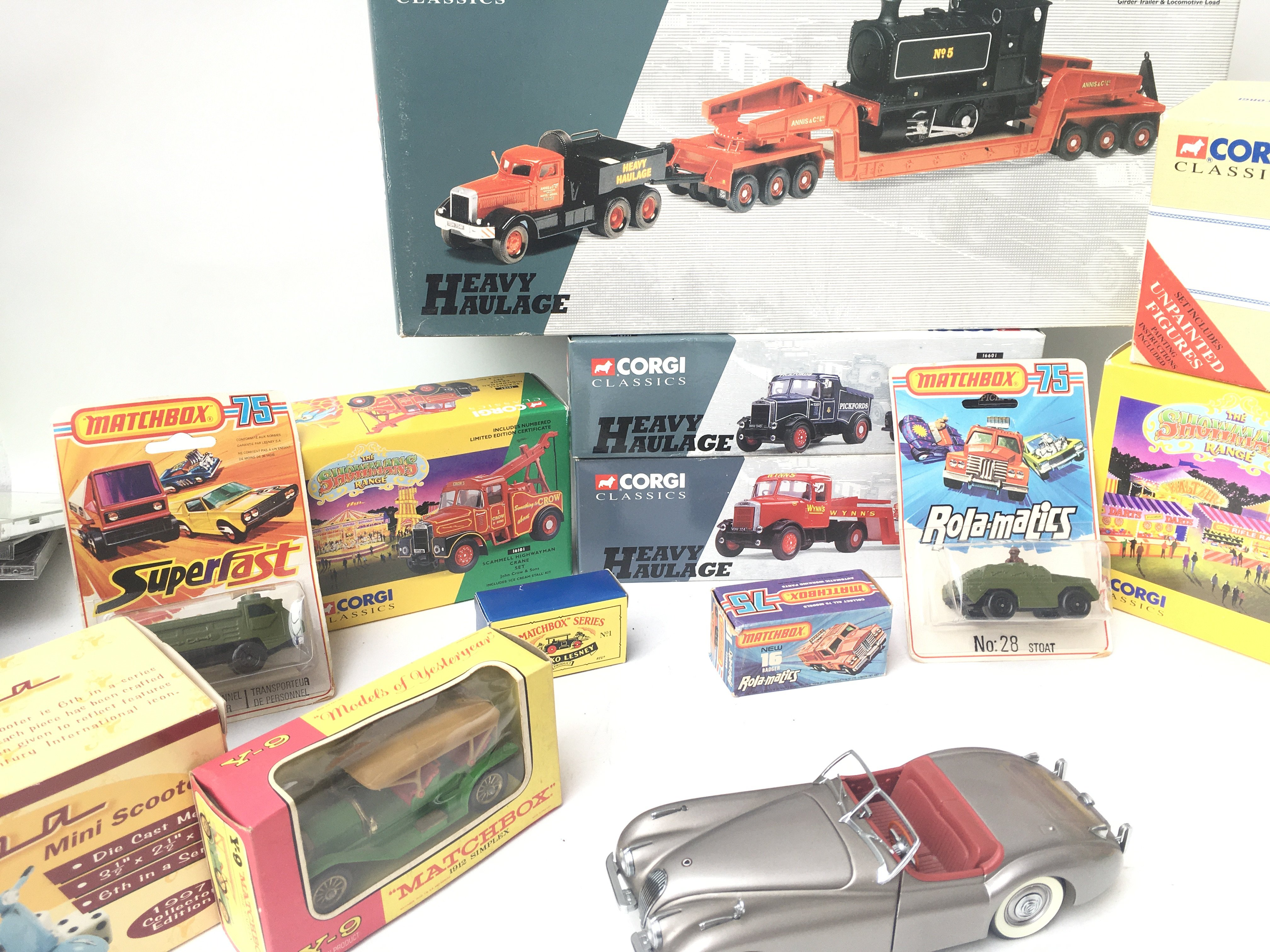 A Collection of Various Boxed Die-Cast including V - Image 2 of 3