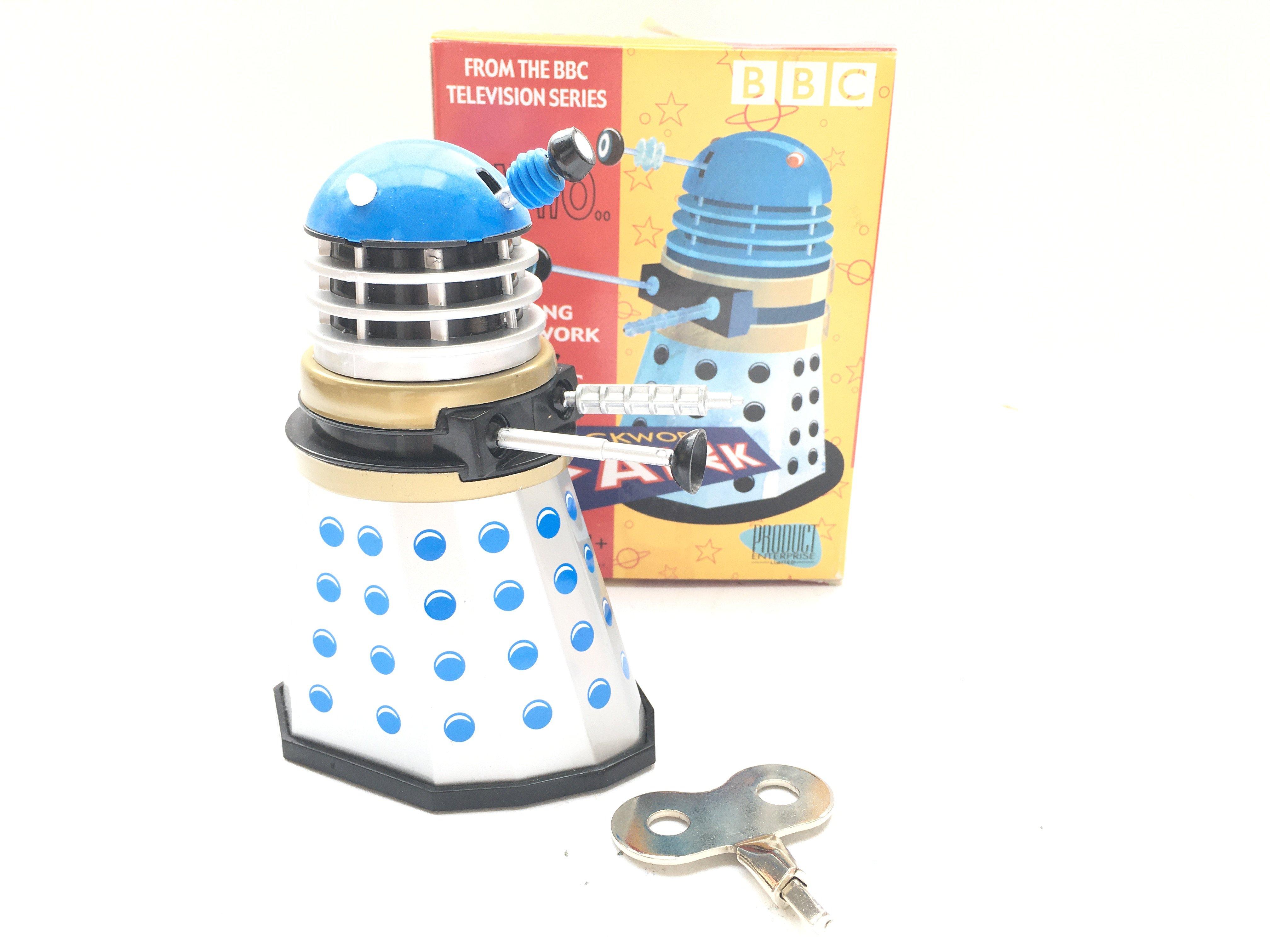 A Doctor Who Product Enterprise Limited Clockwork