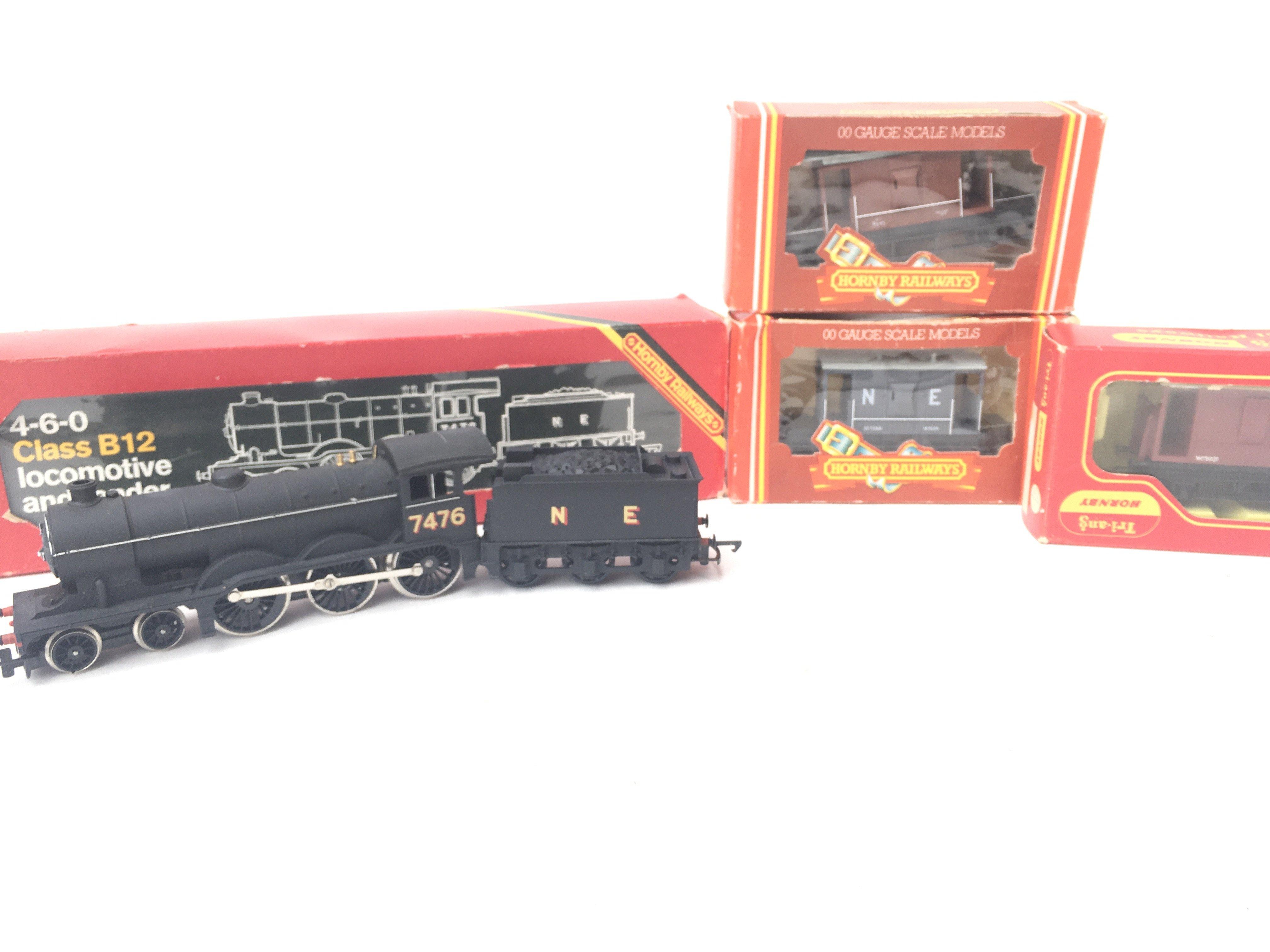 A Boxed Hornby 00 Gauge Class B12 Locomotive # R.0