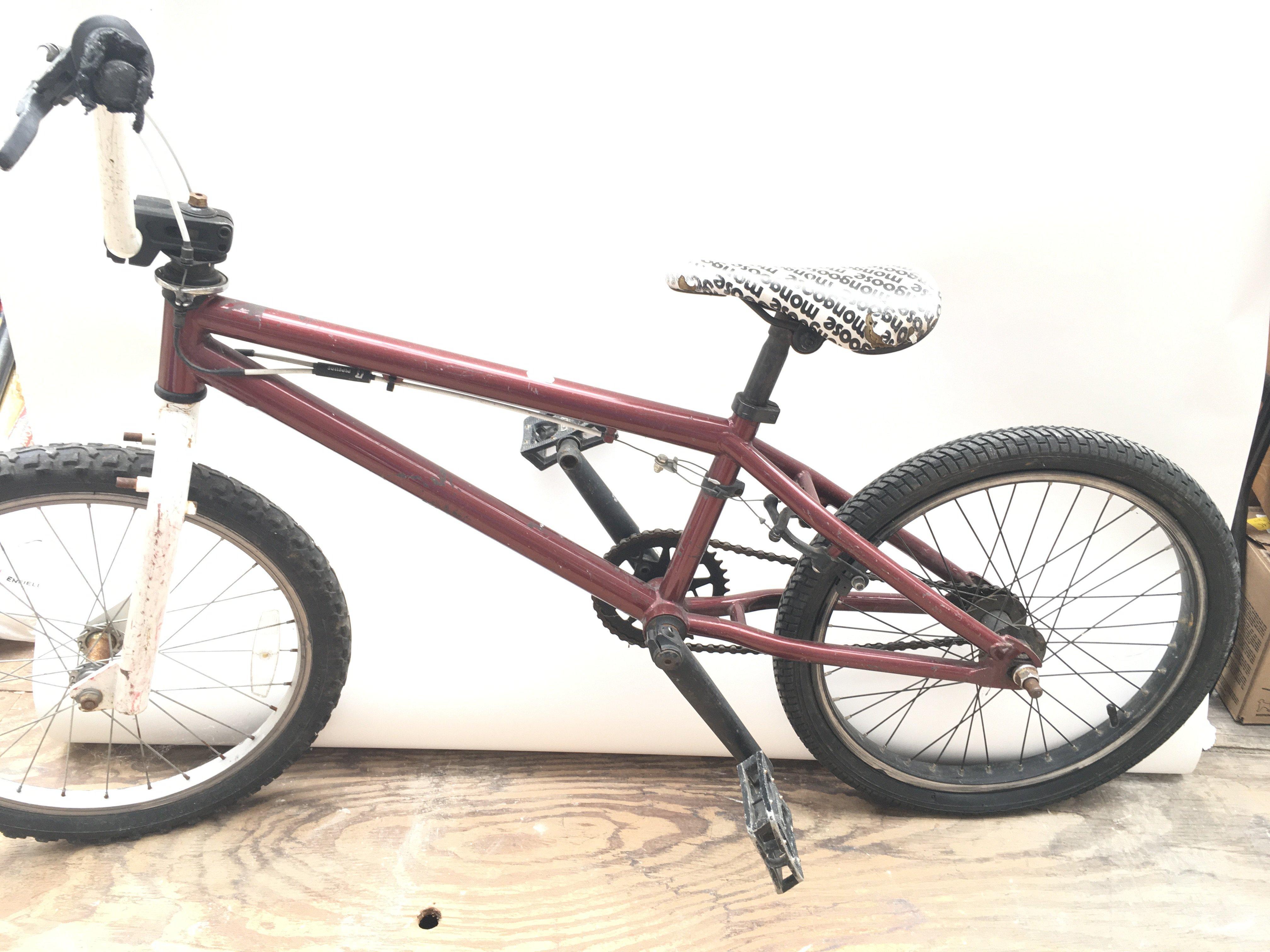 Rare Mongoose vintage bike.