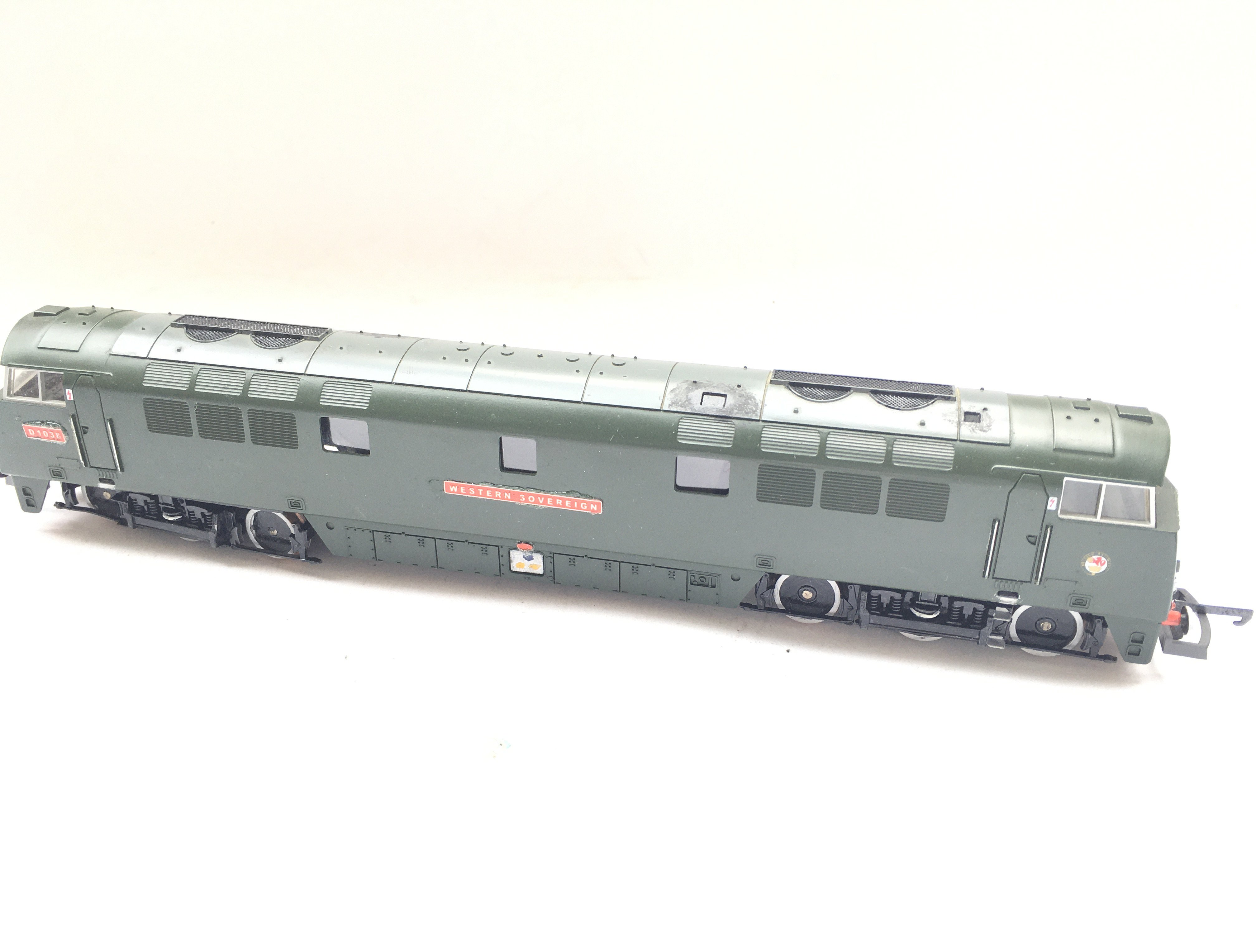 2 X Boxed Lima Locomotives including Western Sover - Image 3 of 3