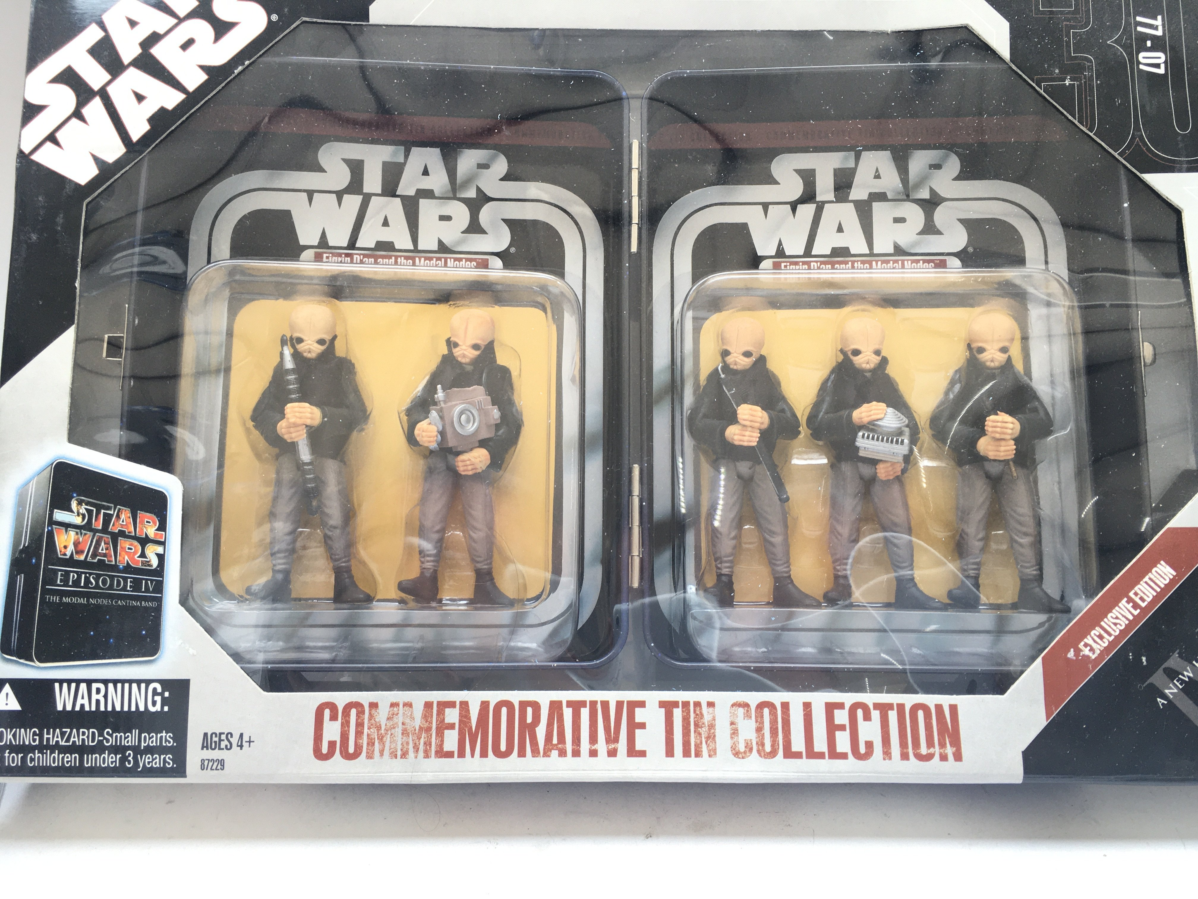 A Star Wars Commemorative Tin Collection Episode I - Image 3 of 4