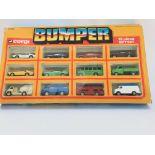 A Boxed Corgi Bumper 12 Piece Gift Set.