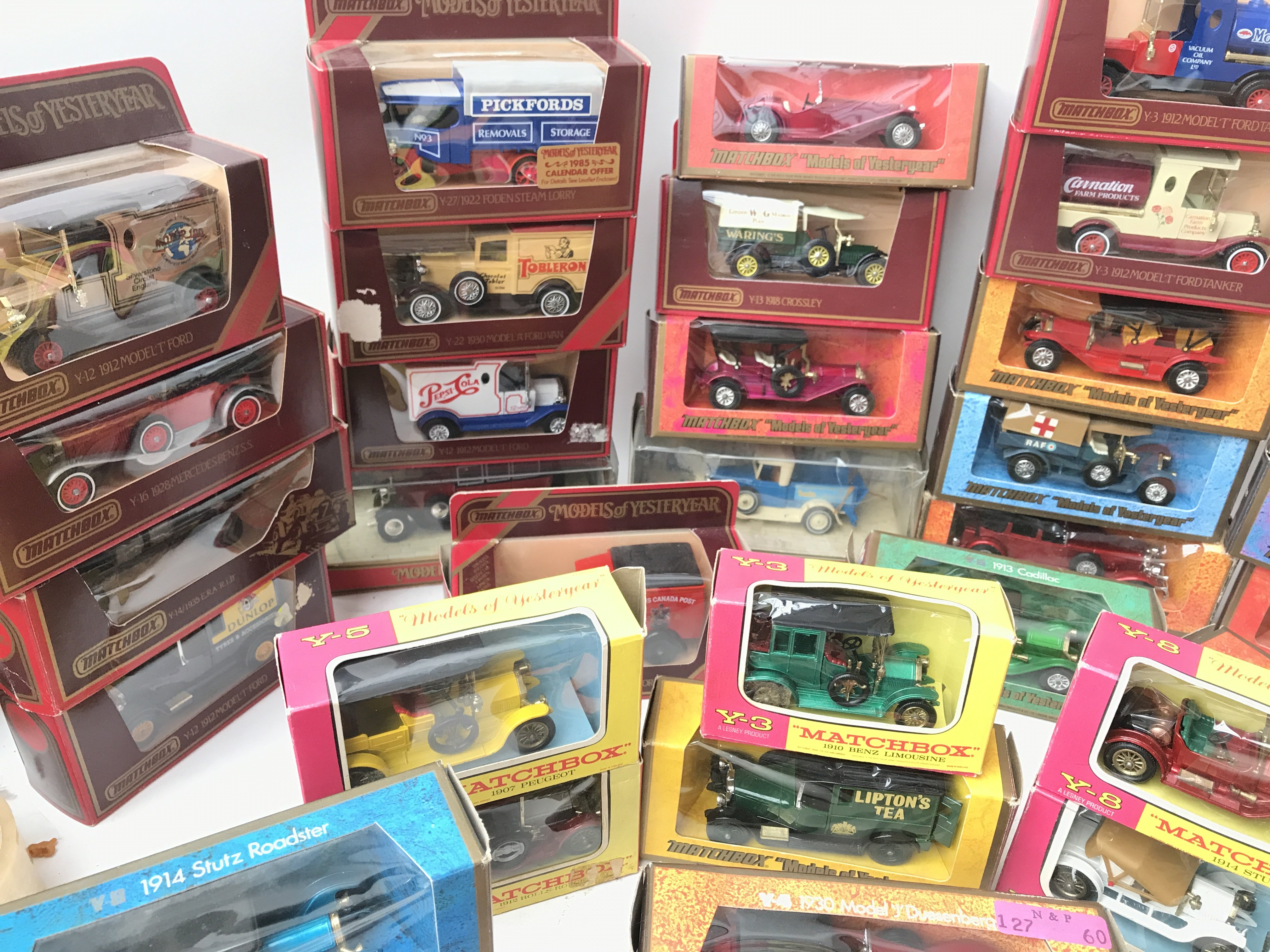 A Collection of Matchbox Models of Yesteryear. - Image 2 of 4