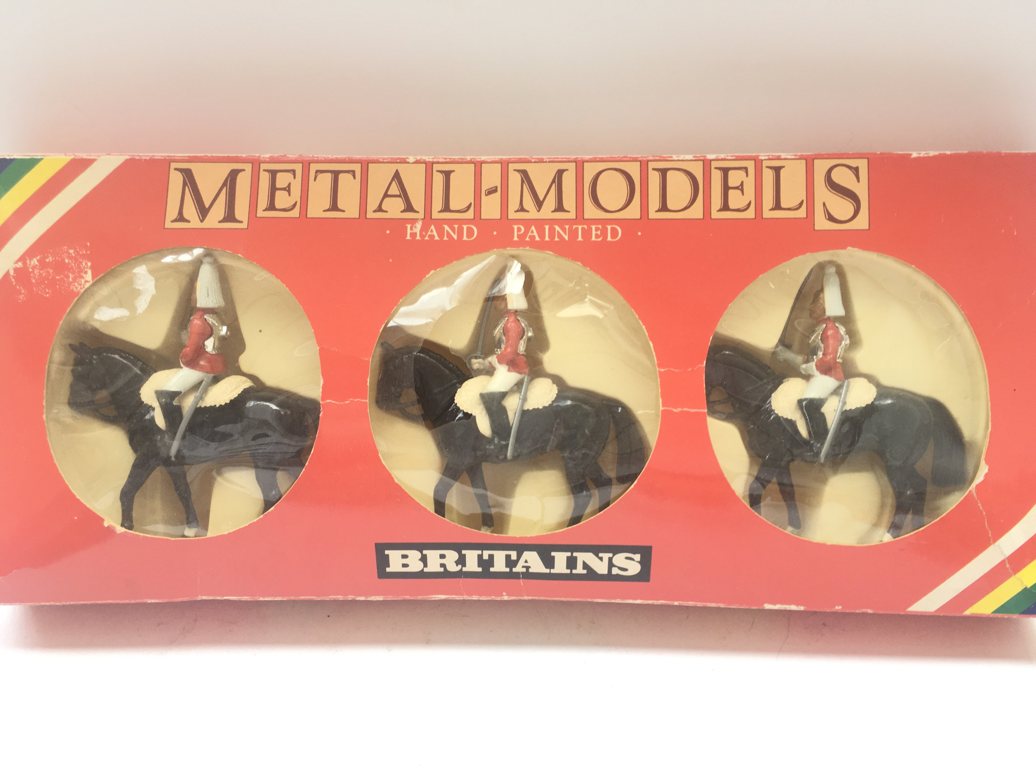 A Boxed Britain's Lifeguard set and one single. - Image 3 of 3