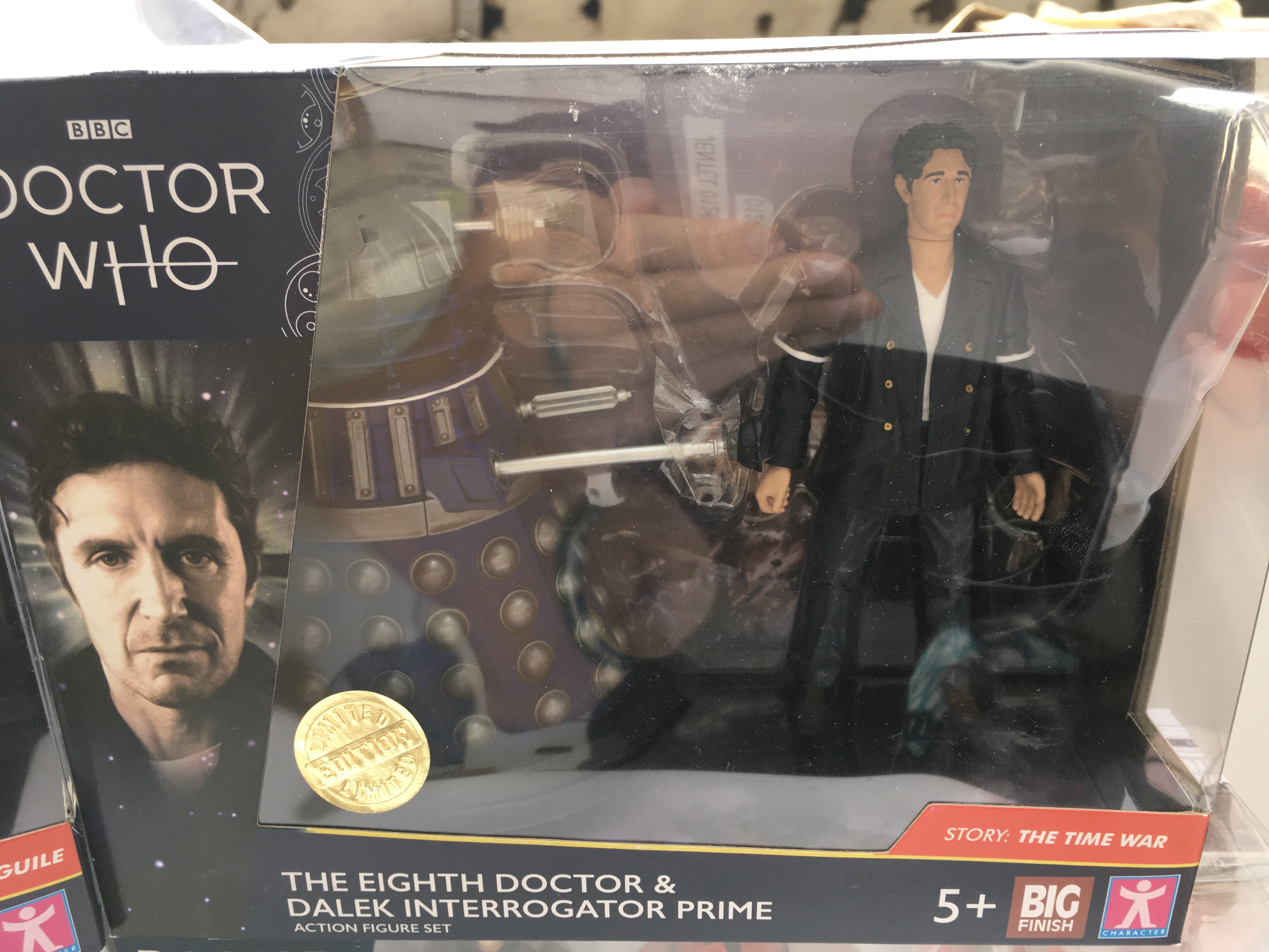 4 x Limited Editions Doctor Who Figure sets. Inclu - Image 4 of 5