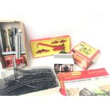 A Boxed Hornby Flying Scotsman Set # RS.608 A Brea