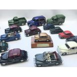 A Collection of Morris Minor Vehicles. Including S