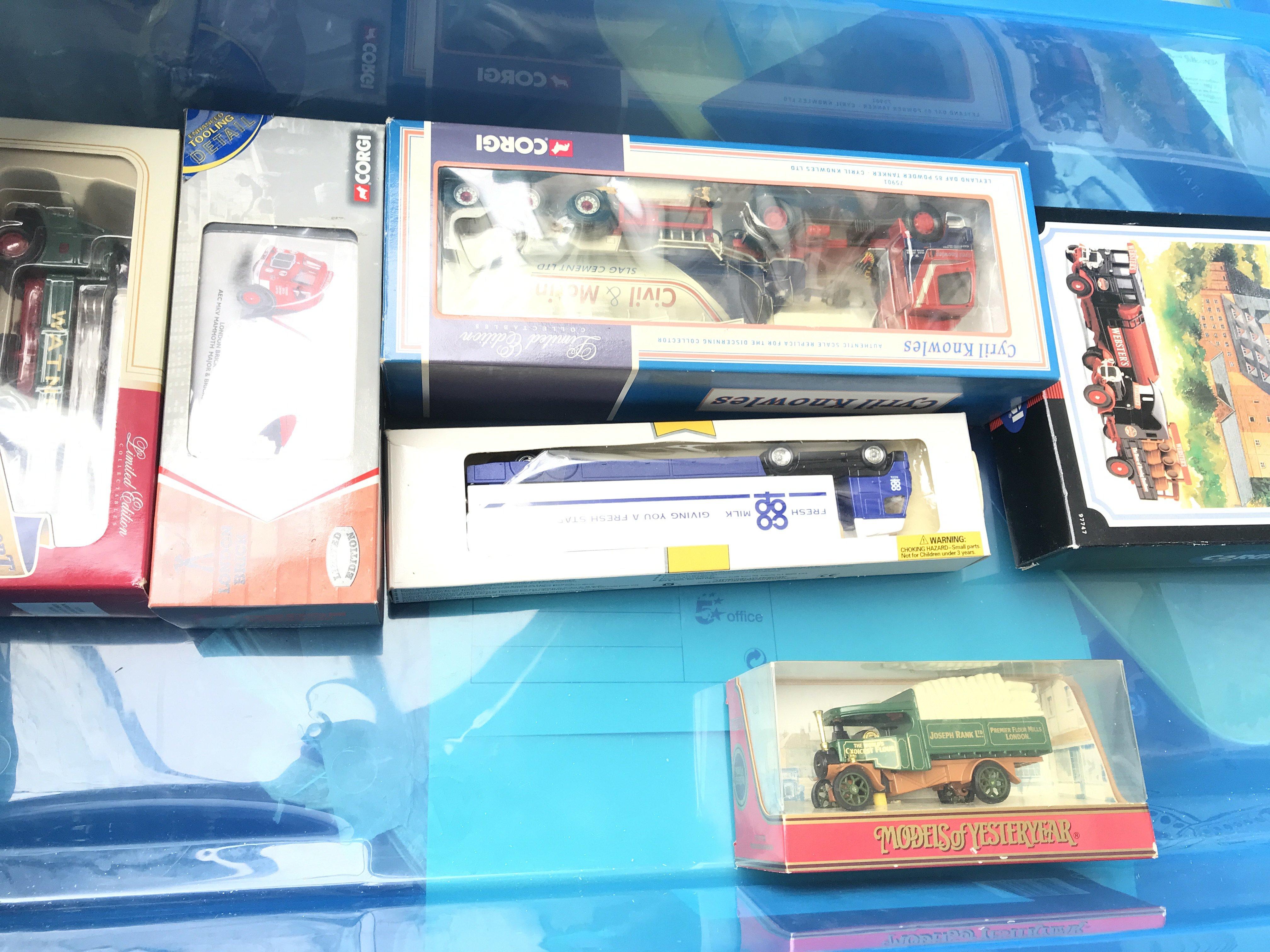 A Box Containing a Collection of Corgi Classics Lo - Image 2 of 2