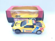 A Boxed Spanish Scalextric Ford RS 200 #4089.