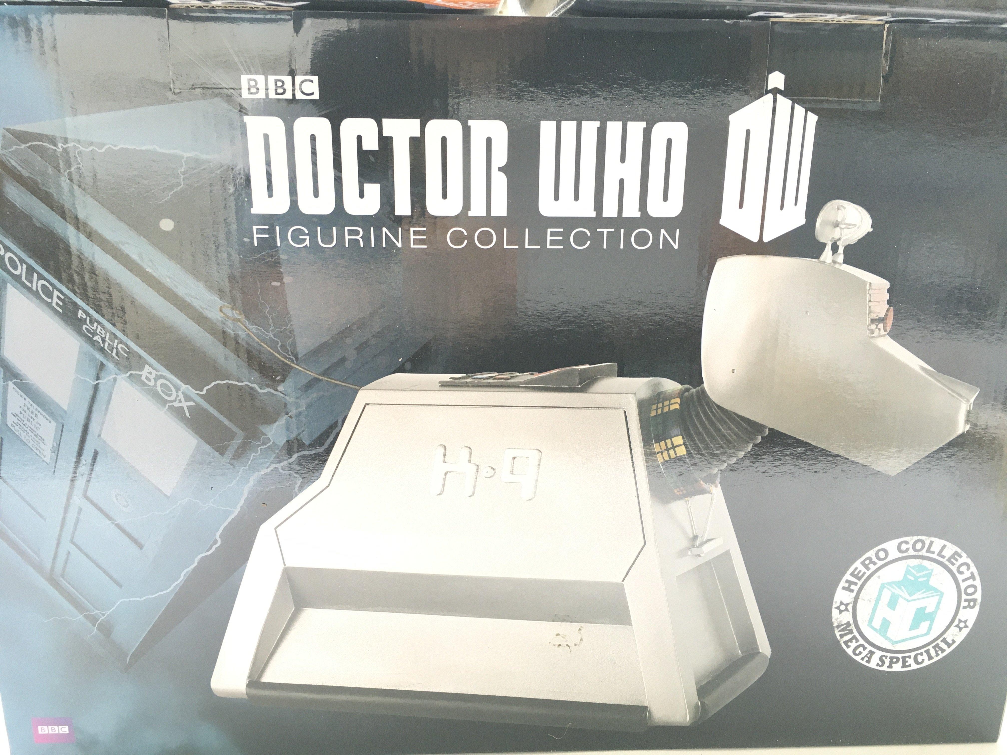 3 X Doctor Who EagleMoss Figurine Sets including a - Image 4 of 4