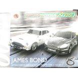 A James Bond Micro Scalextric