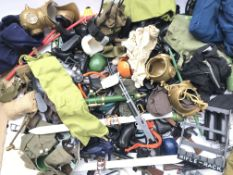 A Large Collection of Action Man Accessories. Incl