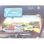 A Boxed Tri-ang Minic Motorways Set #M.1511