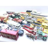 A Collection of Matchbox Diecast including Lorry's