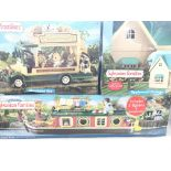 3 x Boxed Sylvanion Families Playsets including Wo