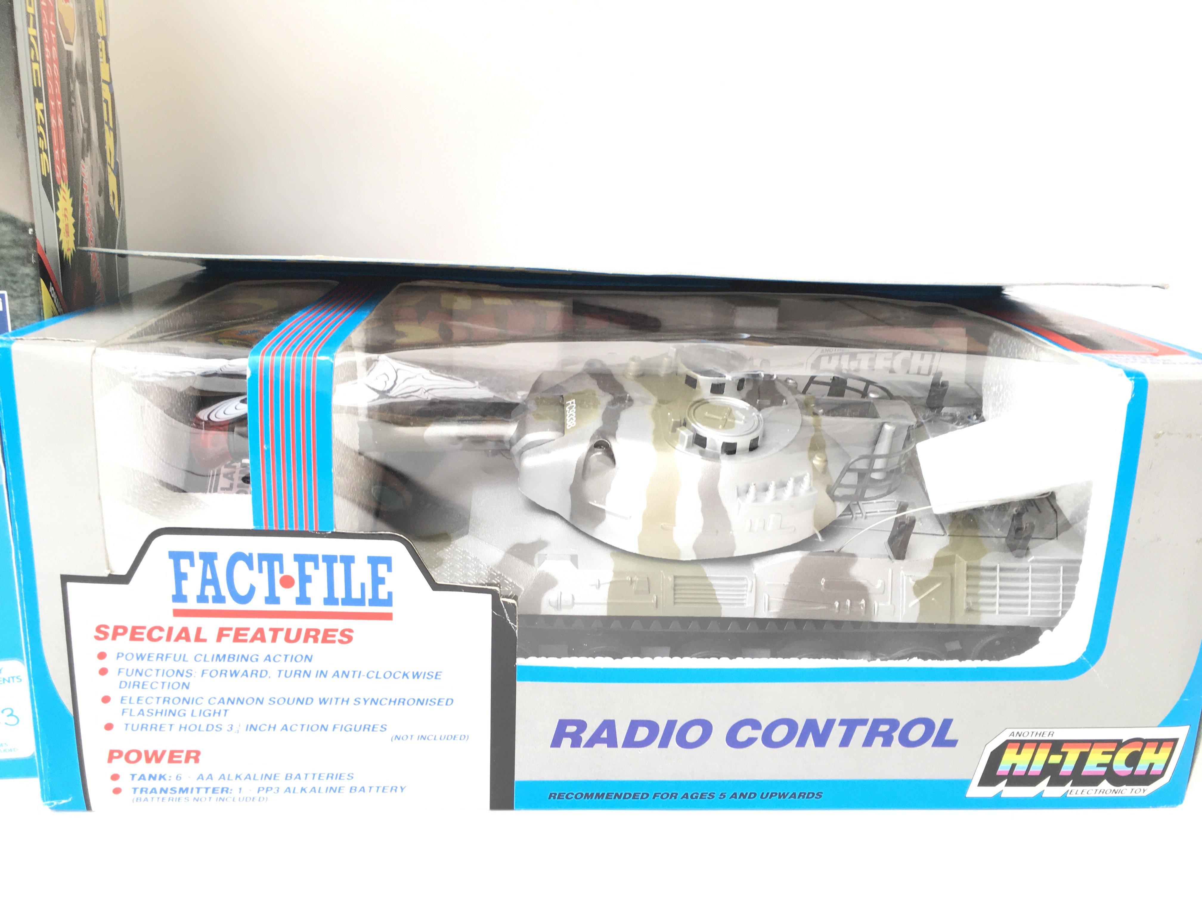 2 X Radio Controlled Command Tanks & A R/C Subaru - Image 3 of 3