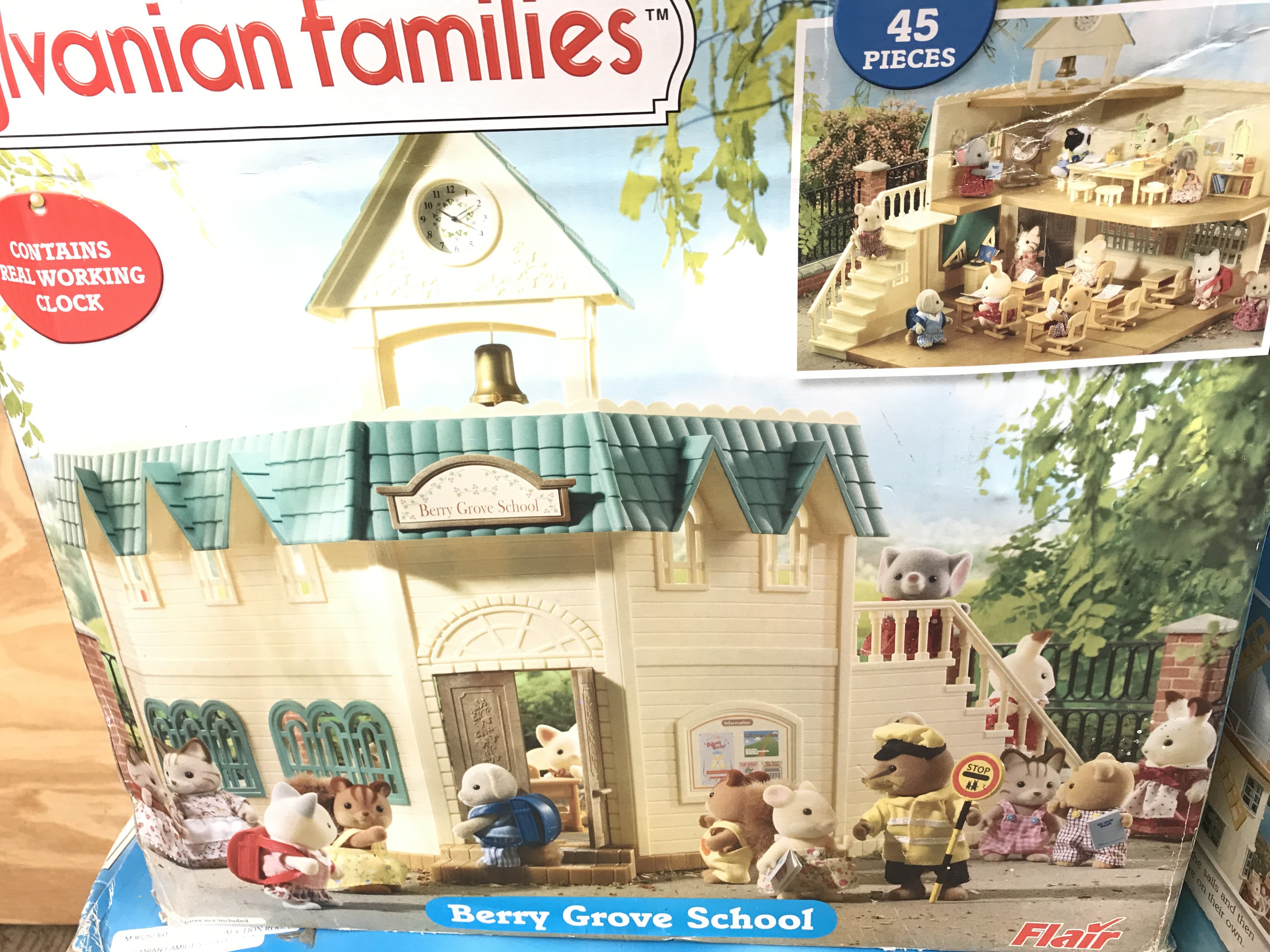 3 X Boxed Sylvanian Families Boxed PlaySets, inclu - Image 4 of 4