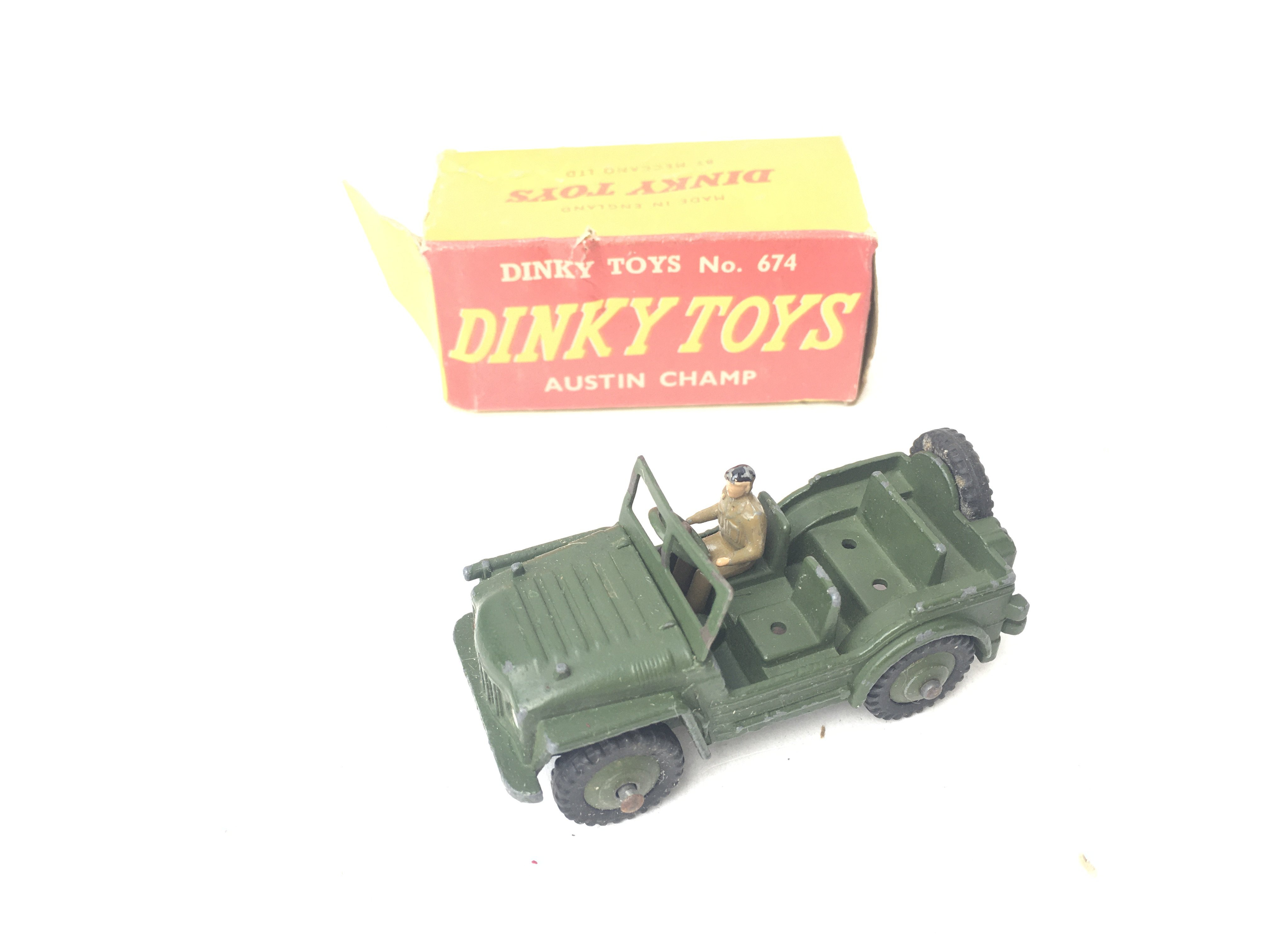4 X Boxed Dinky Toys including Forward Control Lor - Image 4 of 4
