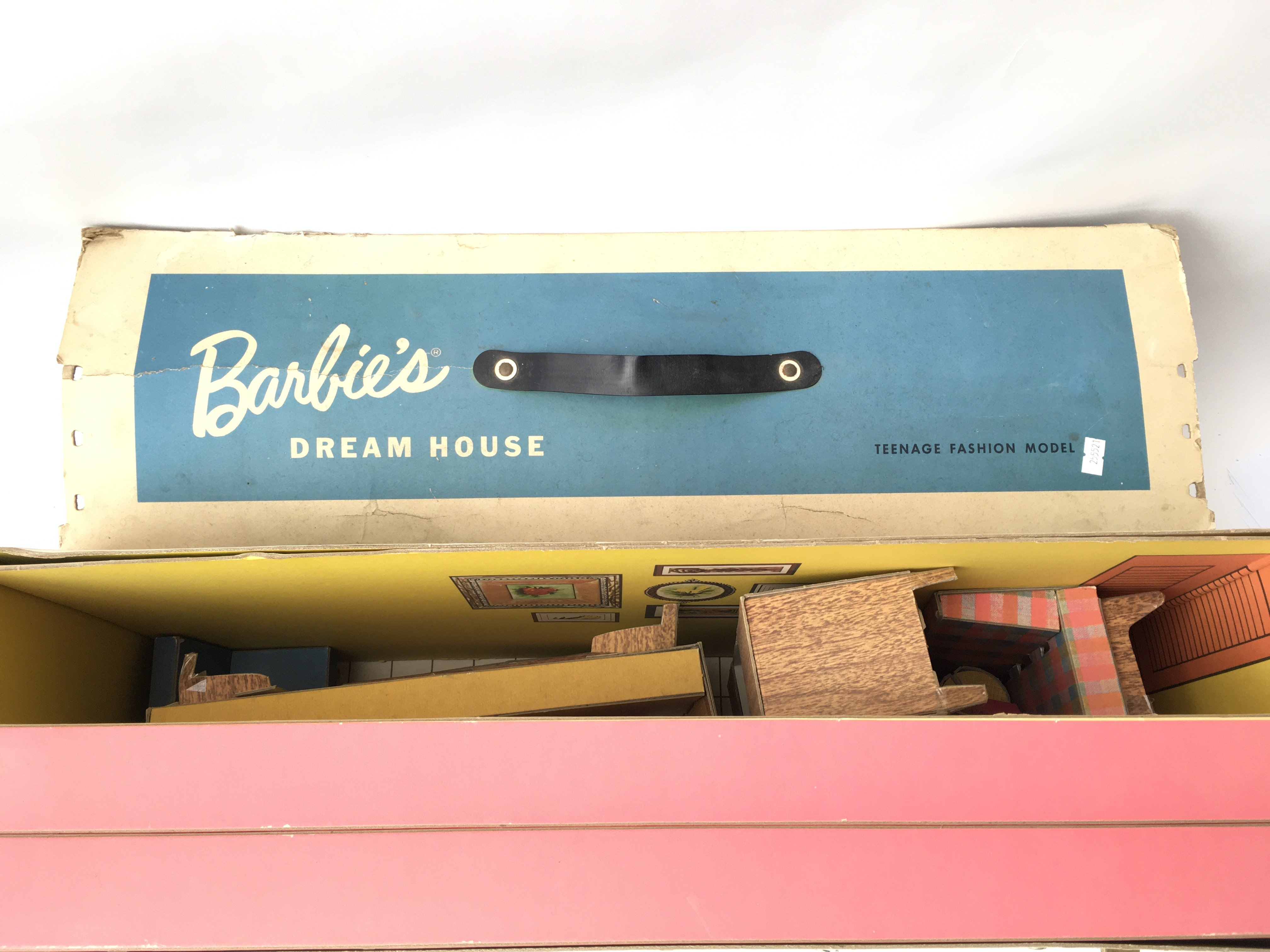 A vintage Boxed Barbie Dream House. - Image 3 of 3