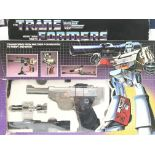 A Boxed Vintage Transformers Megatron. Complete