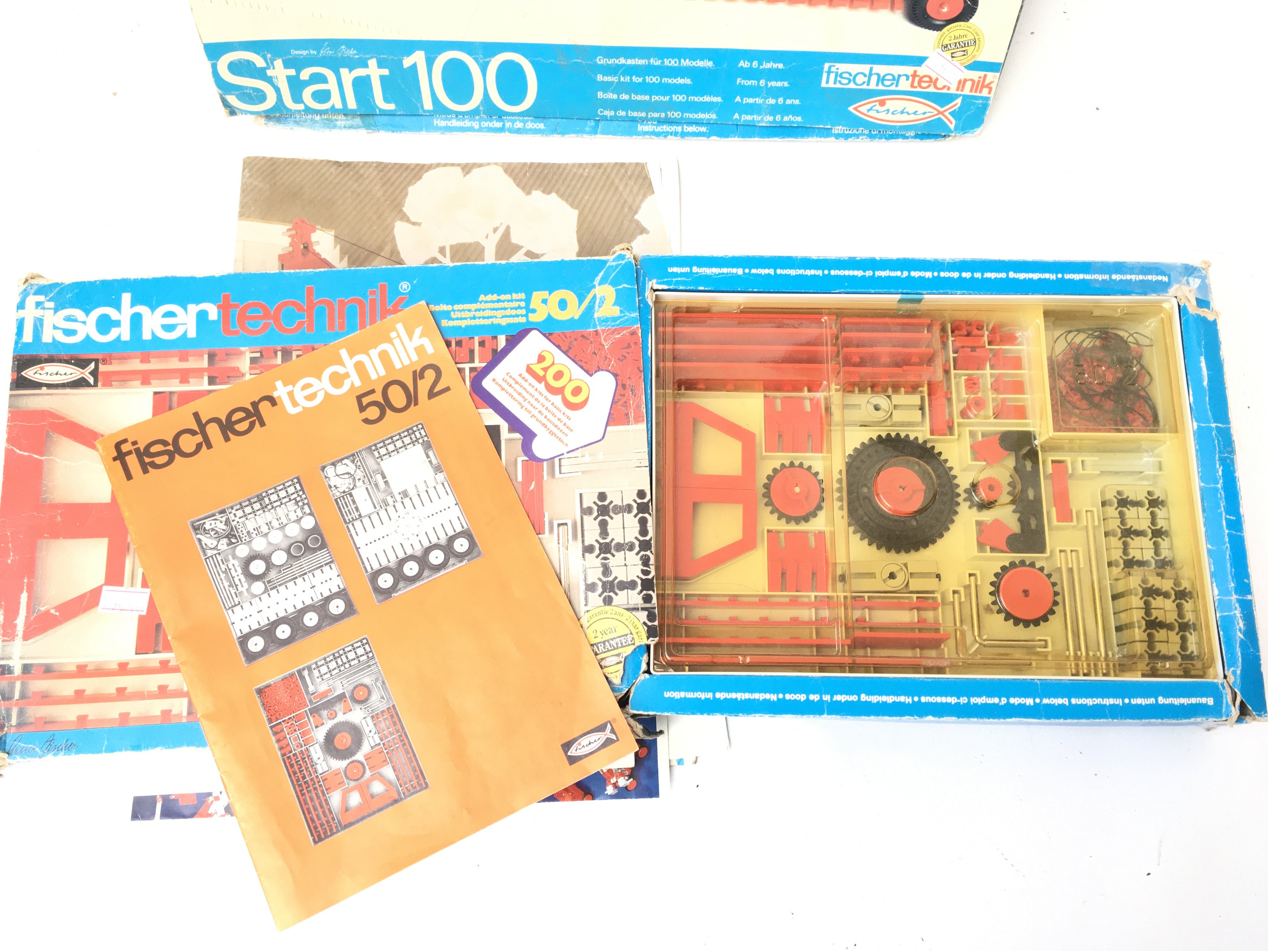 2 X Boxed Fisher technik sets. - Image 2 of 3