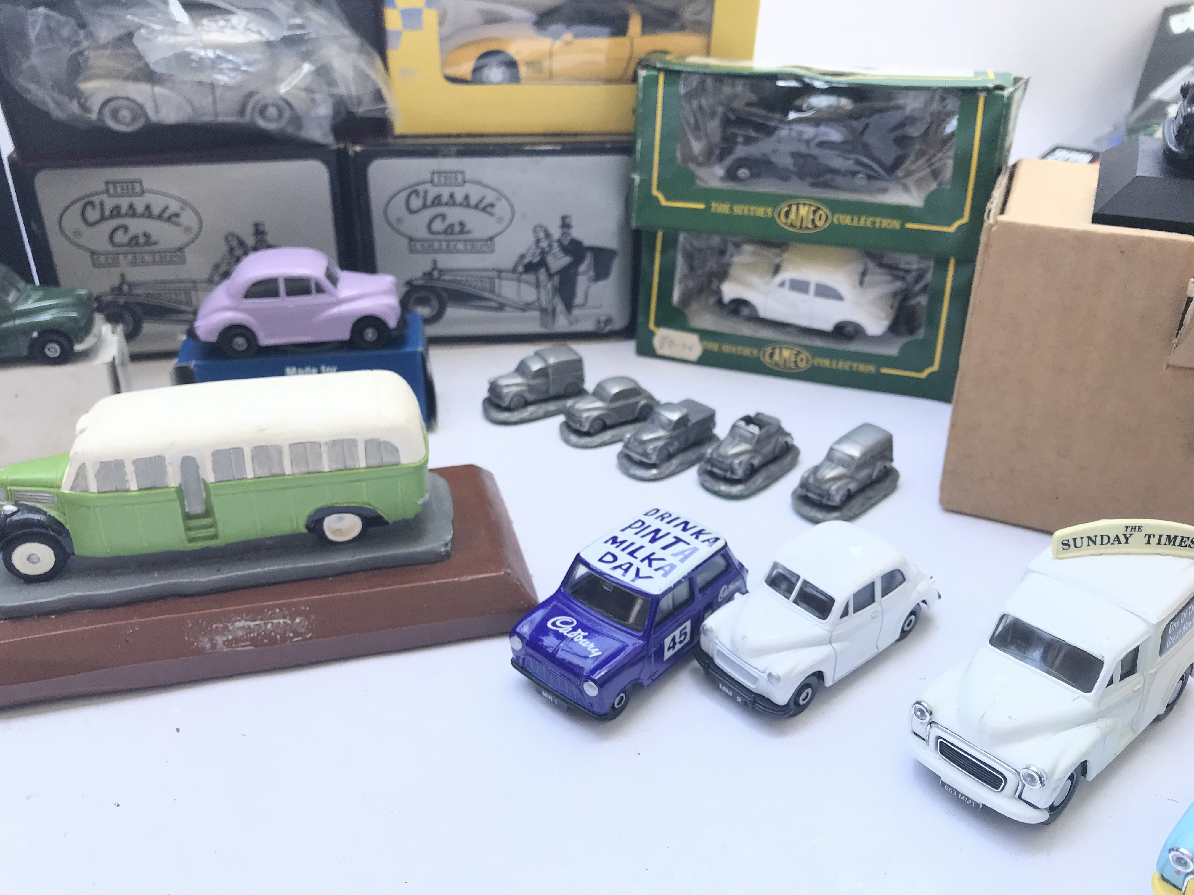 A Box Containing A Collection of Morris Minor Coal - Image 2 of 5