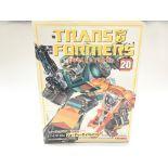 A Boxed Takara Transformers #20 Chear & Wheelie.