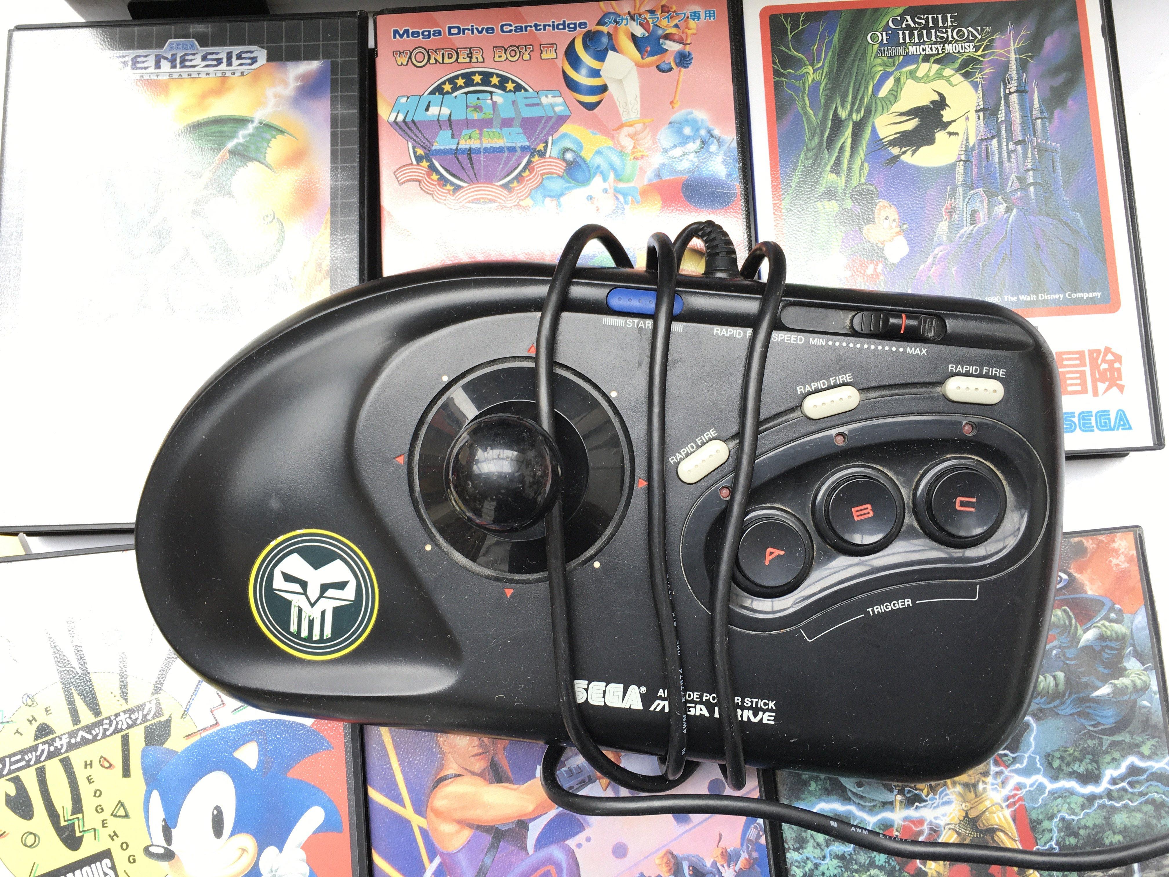 An Asian Pal-import Boxed Sega Drive 16bit. 6 Game - Image 4 of 4