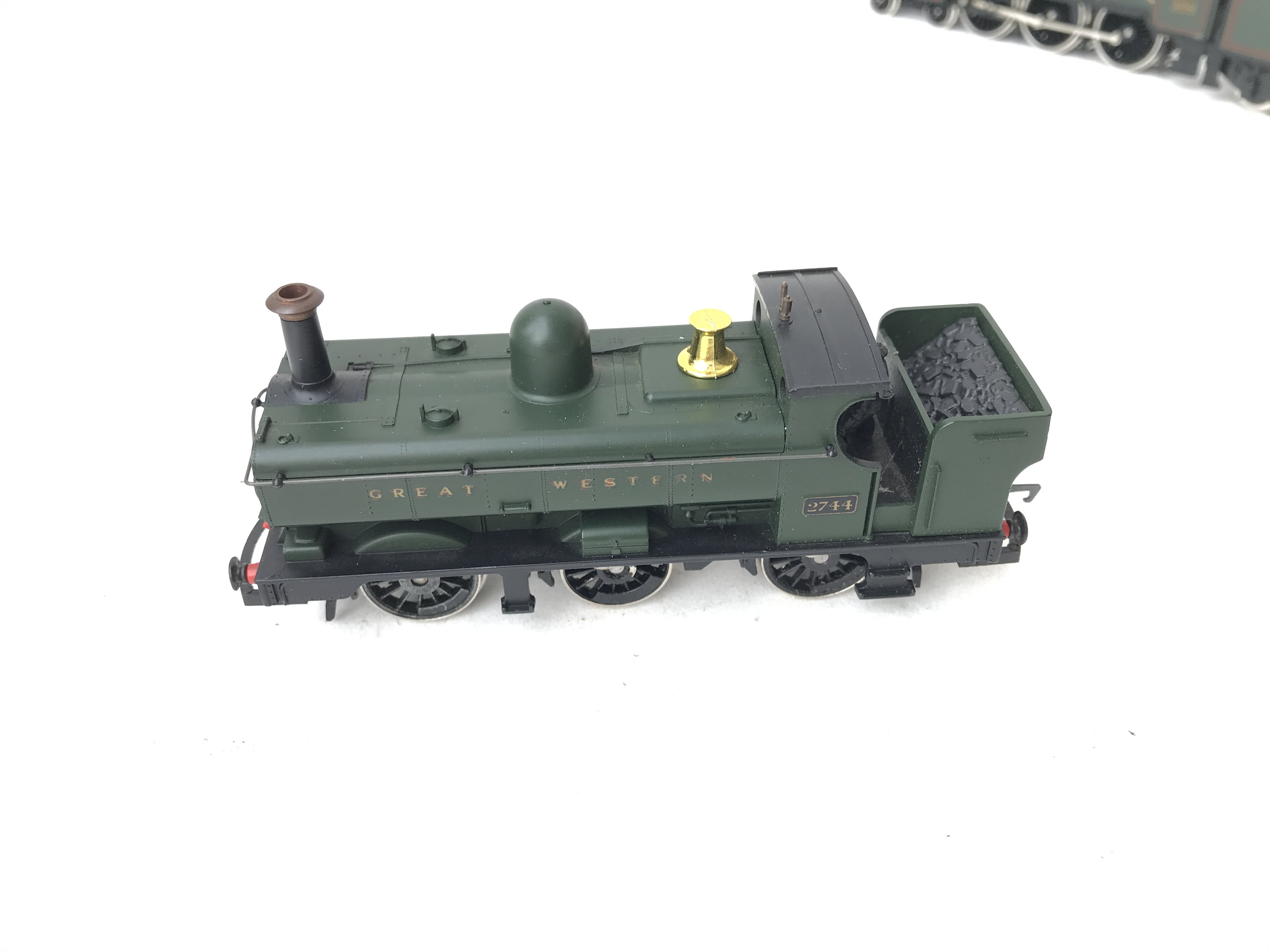 2 X 00 Gauge Locomotives including 0-6-0 Pannier tank. A Dapol GWR Castle Class Neath Abbey and a HO - Image 3 of 4