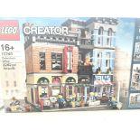 A Boxed Lego Detectives Office 2262 pcs #10246.