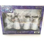 A Boxed Dapol Doctor Wh Dalek Collectors Edition F