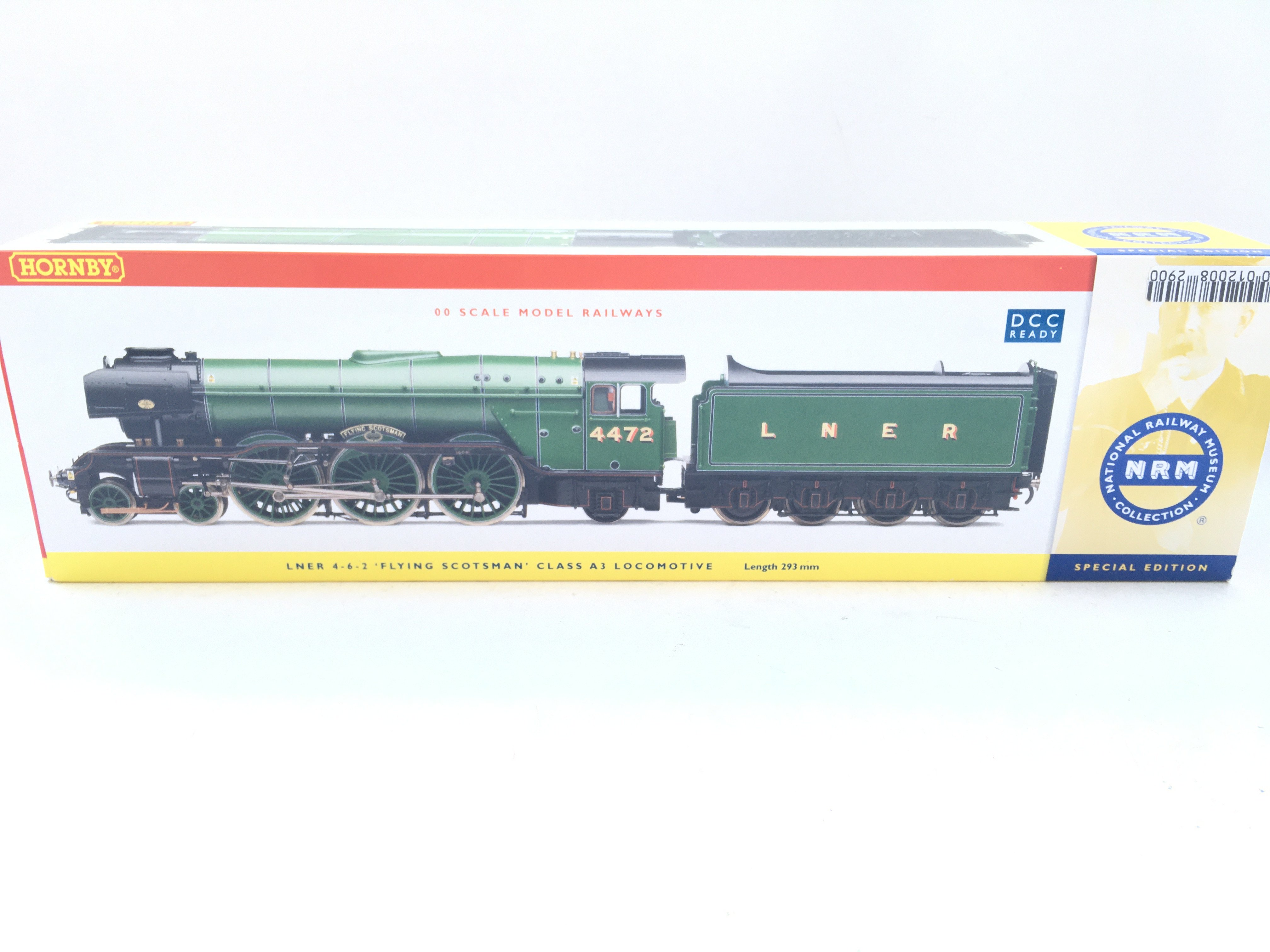 A Boxed Hornby Flying Scotsman #R2441. DCC Ready. - Image 3 of 3