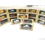 A Collection of boxed Corgi Vehicles. All Morris M