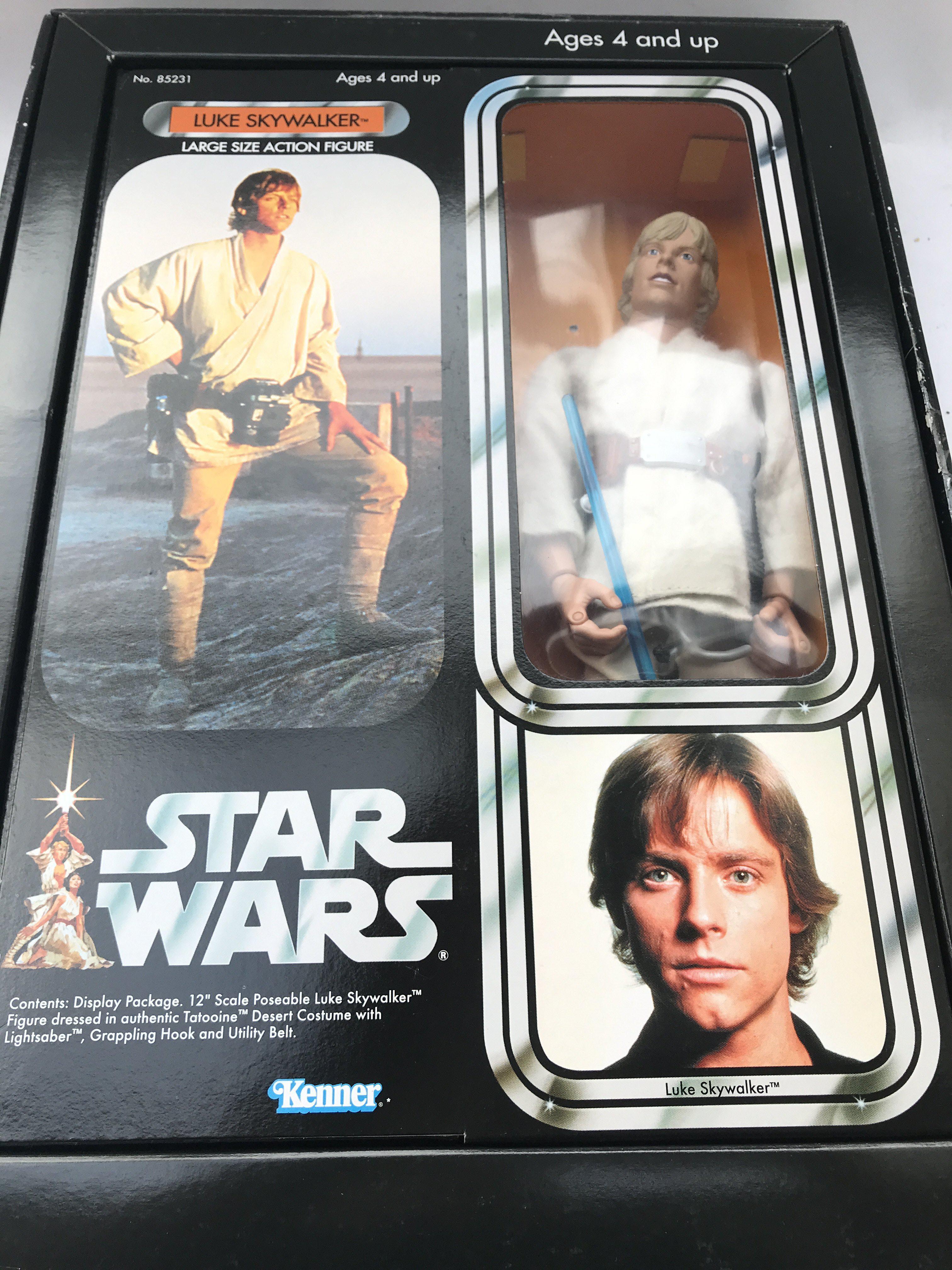 """A Star Wars Trilogy Collection Luke Skywalker 12"""" - Image 2 of 2"""