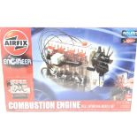 An Airfix Engineer Combustion Engine Boxed and Sealed.