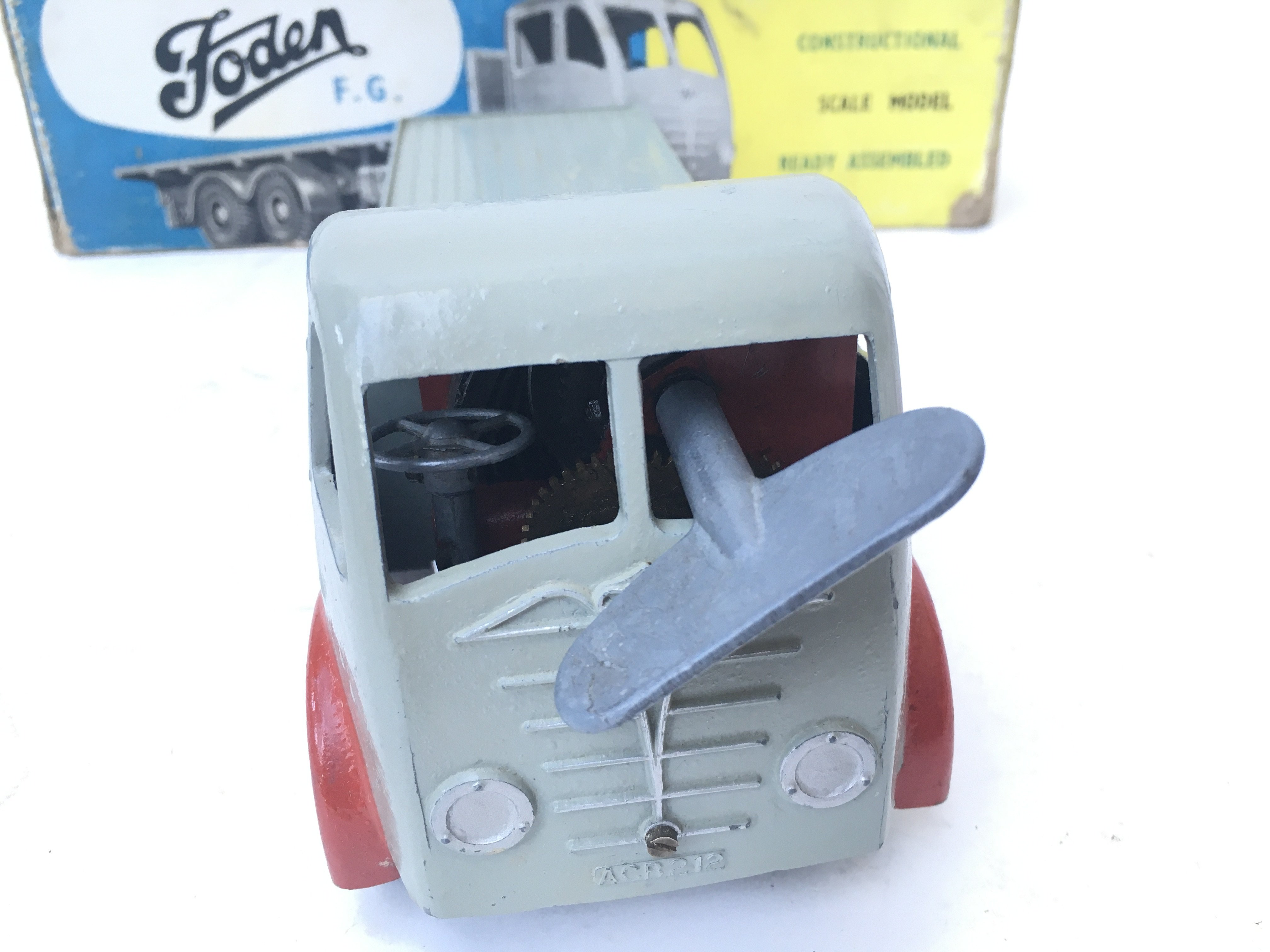A Boxed Shackleton foden F.G Vehicle. With Key. - Image 4 of 4