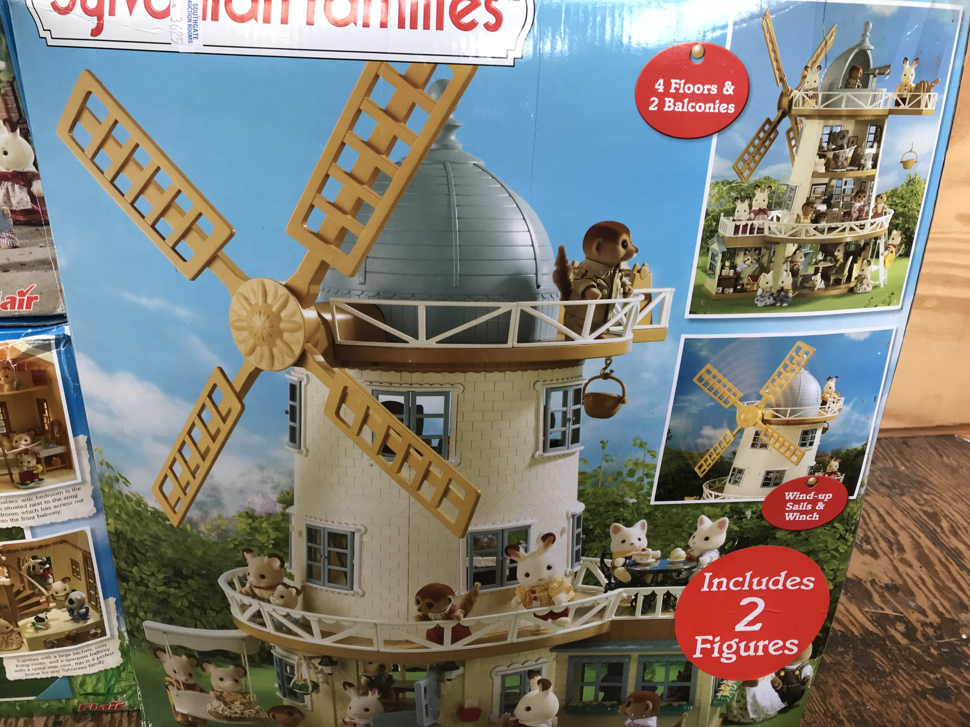 3 X Boxed Sylvanian Families Boxed PlaySets, inclu - Image 2 of 4