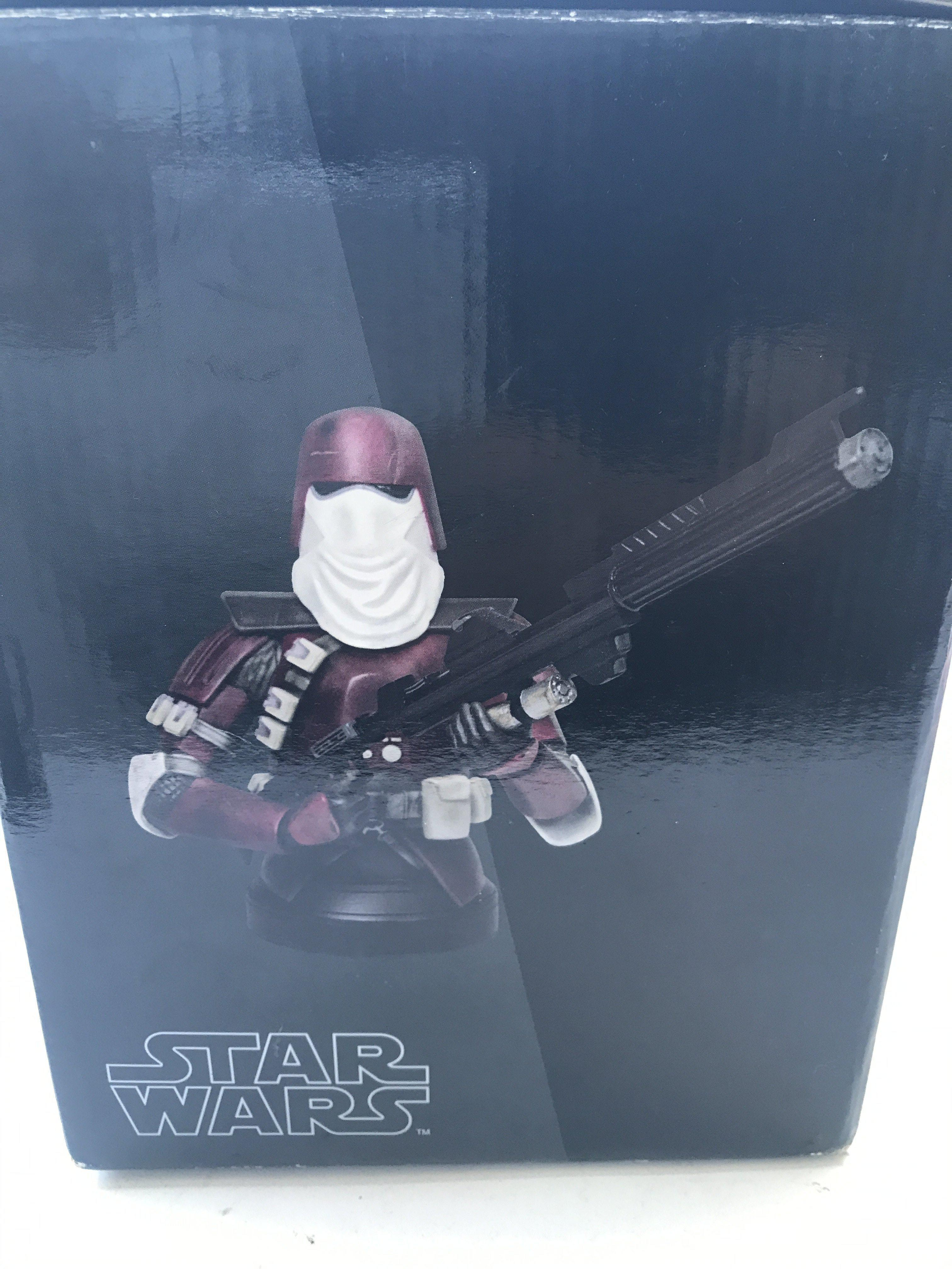 A Star Wars Gentle Giant Galactic Marine Bust.Boxe - Image 2 of 3