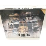 A Doctor Who The Daleks Parliament Set. Boxed and