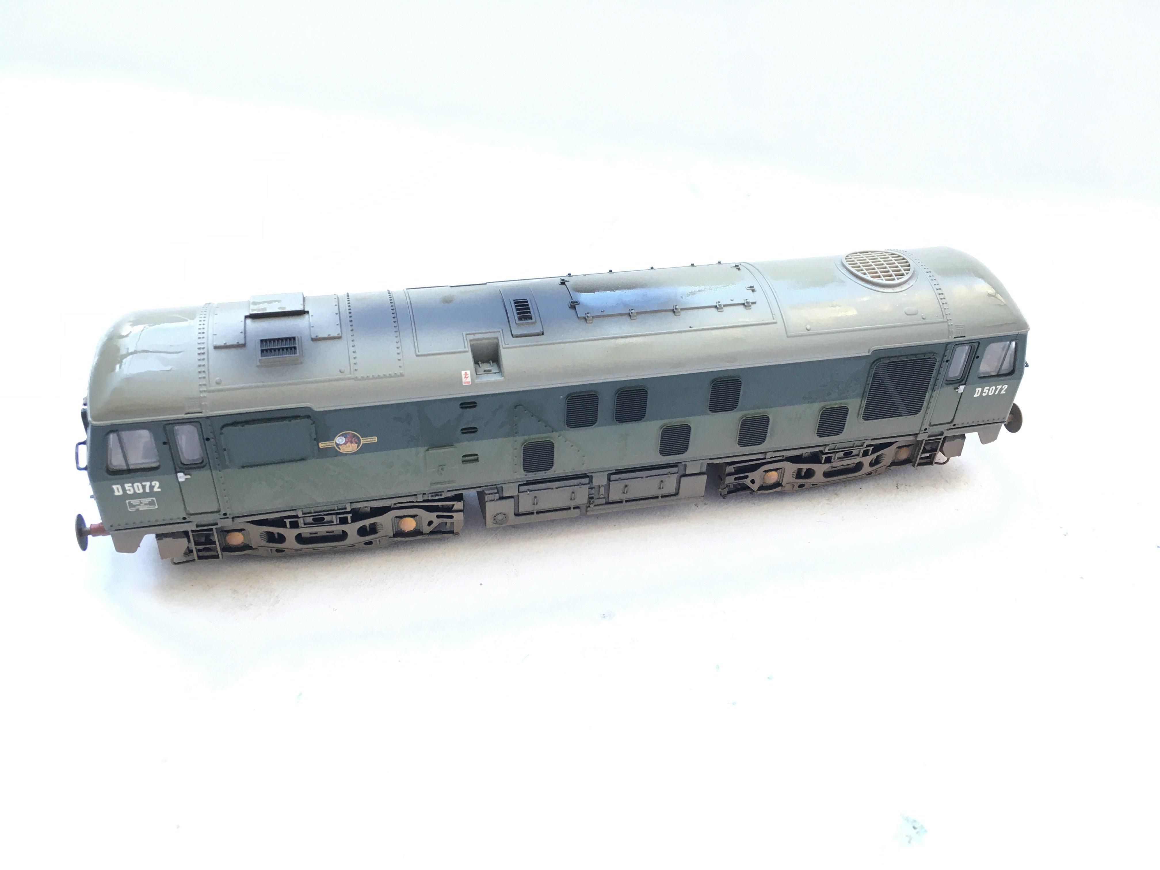 A Bachmann type 2/Class 24 Diesel Locomotive D5072 - Image 2 of 3