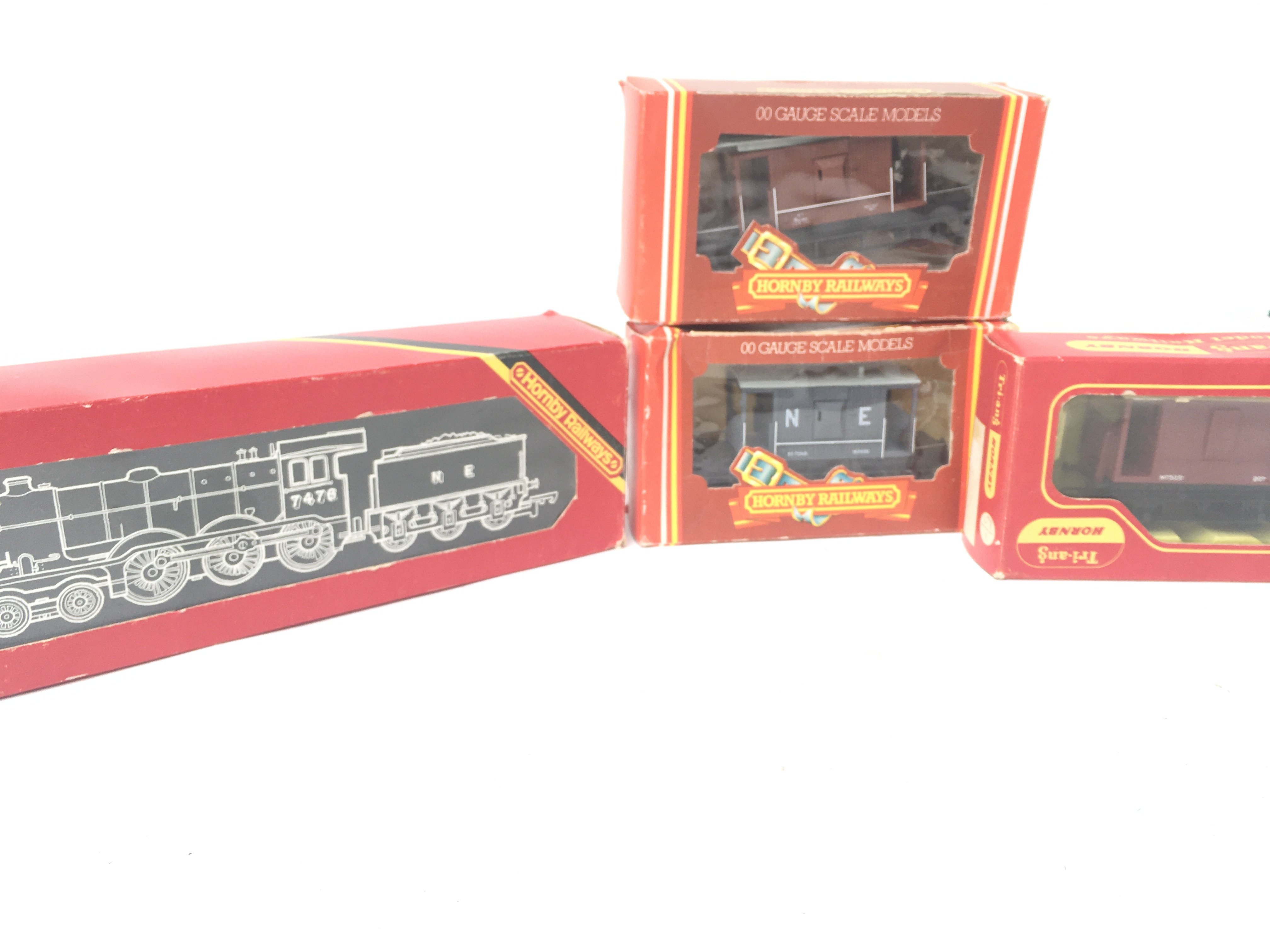 A Boxed Hornby 00 Gauge Class B12 Locomotive # R.0 - Image 4 of 4