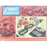 A Boxed Tri-ang Minic Motorways Set #M.1522