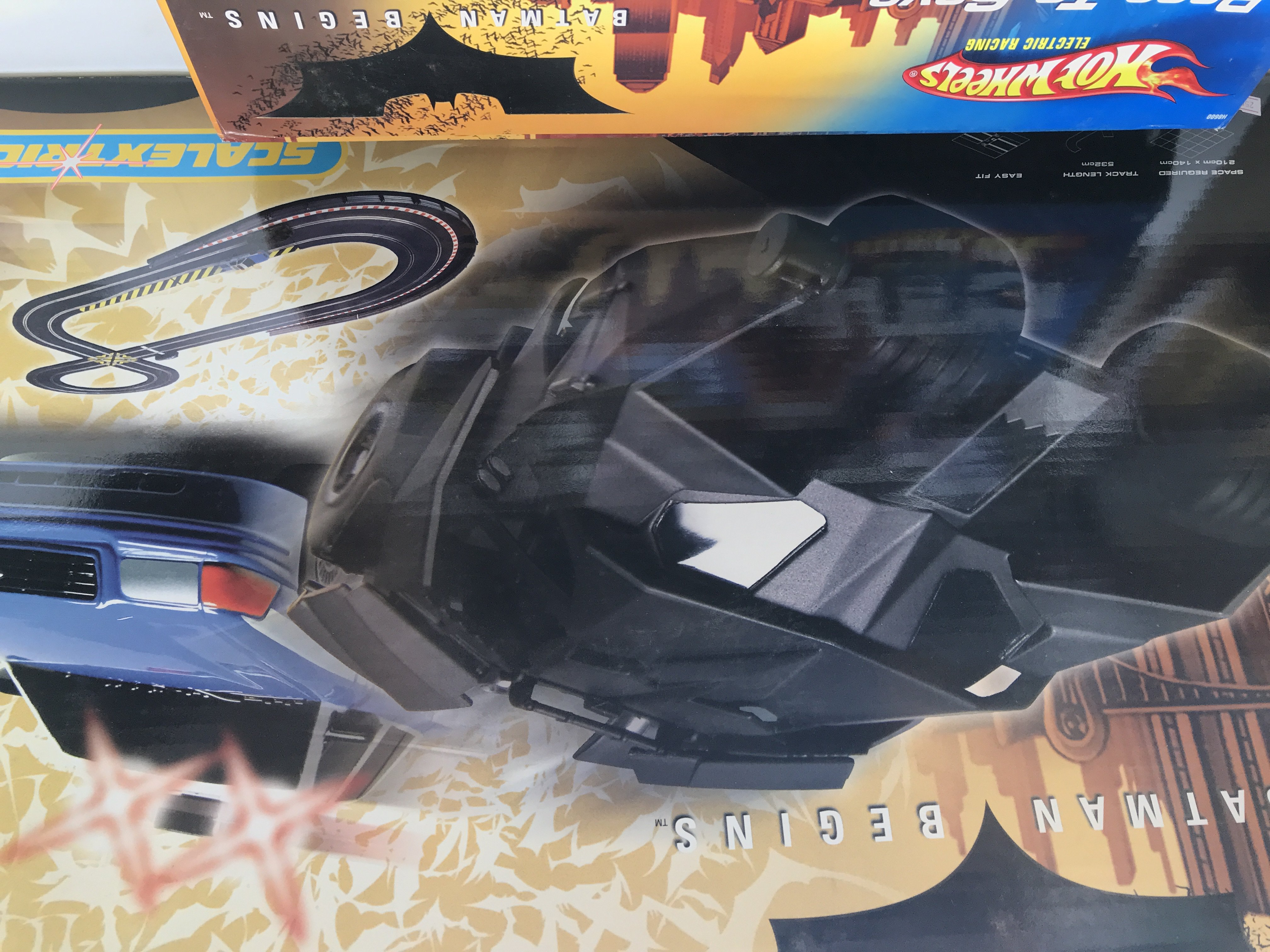 A Batman Begins Scalextric Set (Sealed) and a Hotw - Image 3 of 3
