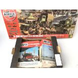 A Giant Airfix Operation Overlord D-Day Battleset