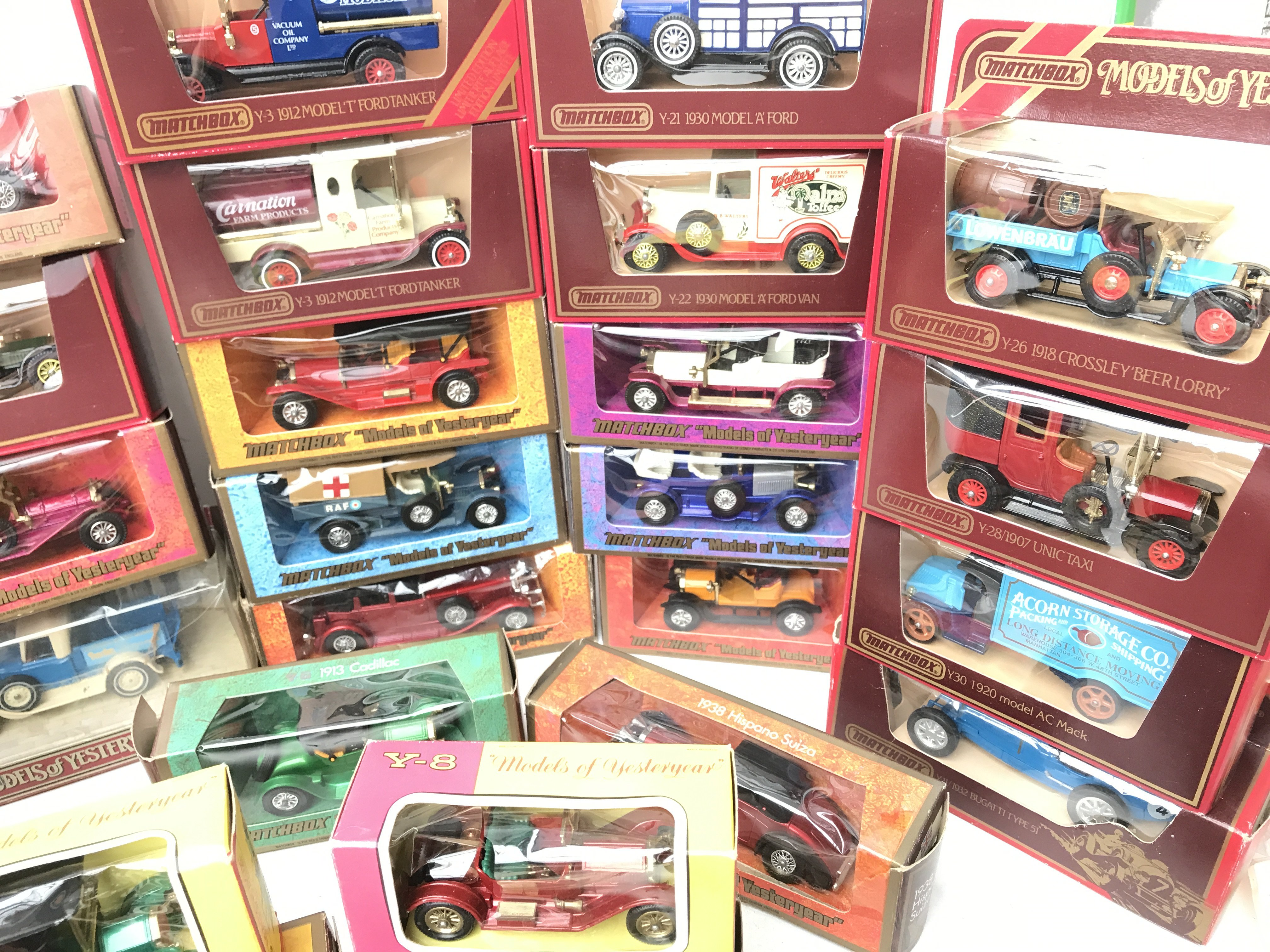 A Collection of Matchbox Models of Yesteryear. - Image 3 of 4