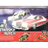 A Boxed Starsky and Hutch Slot Car Set By Marks an