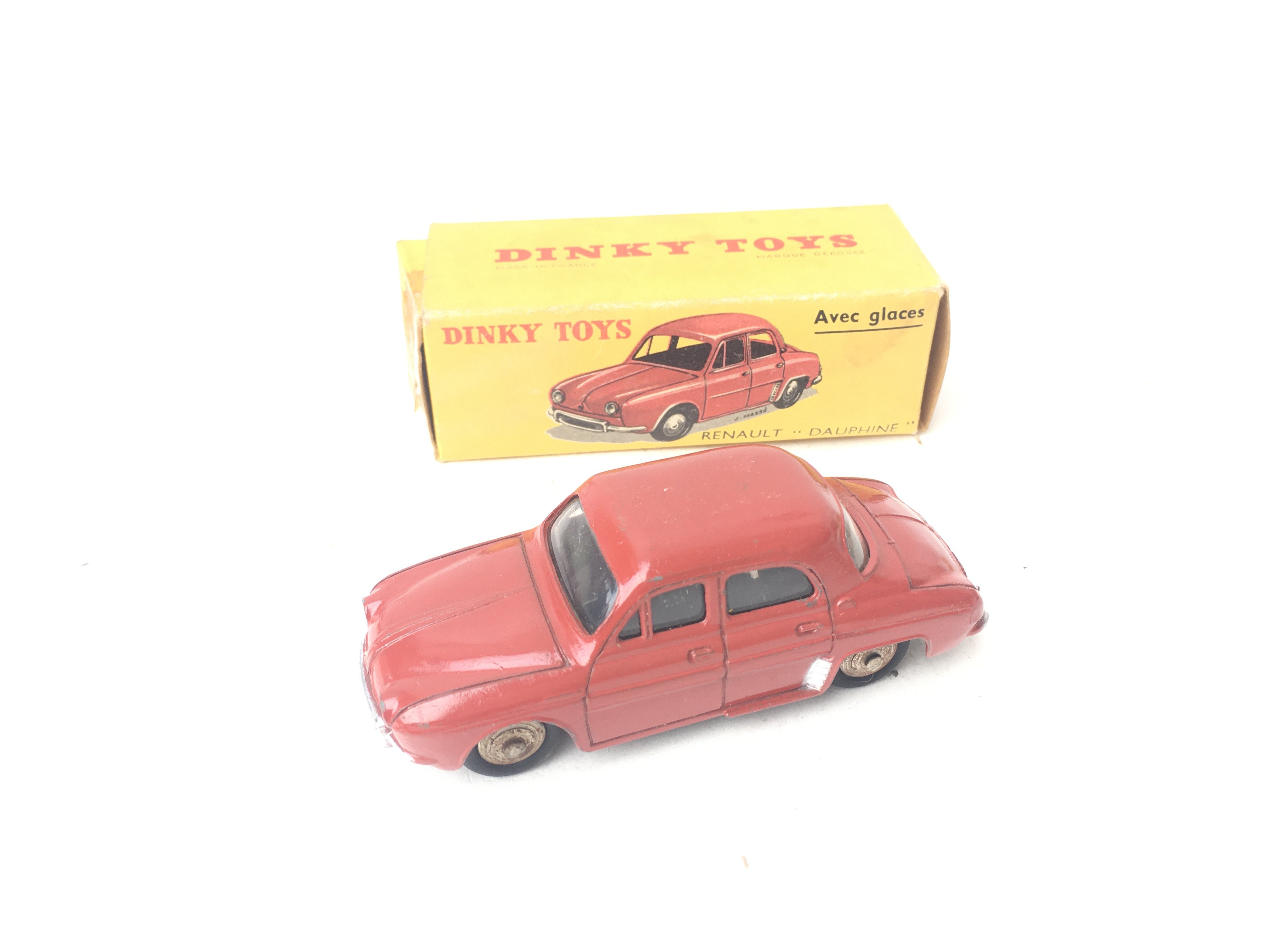 4 X Boxed Dinky Toys including Forward Control Lor - Image 3 of 4