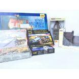 A Collection of Model Kits Incl Zvezda Crusader Sh